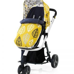 Cosatto Giggle 2 Travel System (3 in 1 Pram & Pushchair) - Oaker
