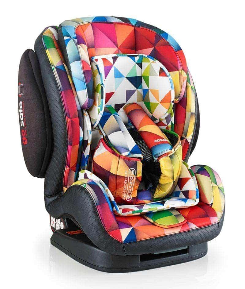 Cosatto Hug Isofix Highback Booster Car Seat Highback