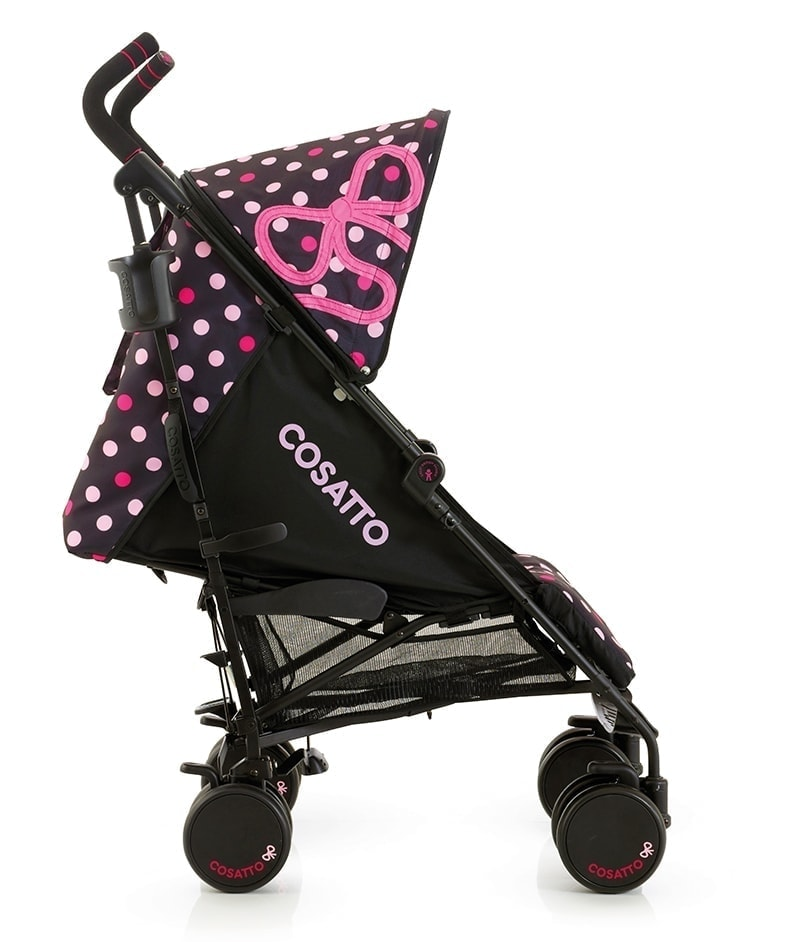 Cosatto Supa Stroller Bow How With Changing Bag