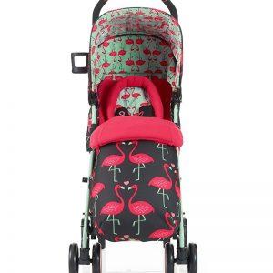 Cosatto Supa Stroller - Flamingo Fling