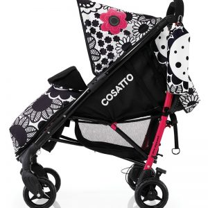 Cosatto YO! Pushchair Special Edition - Mono Bloom