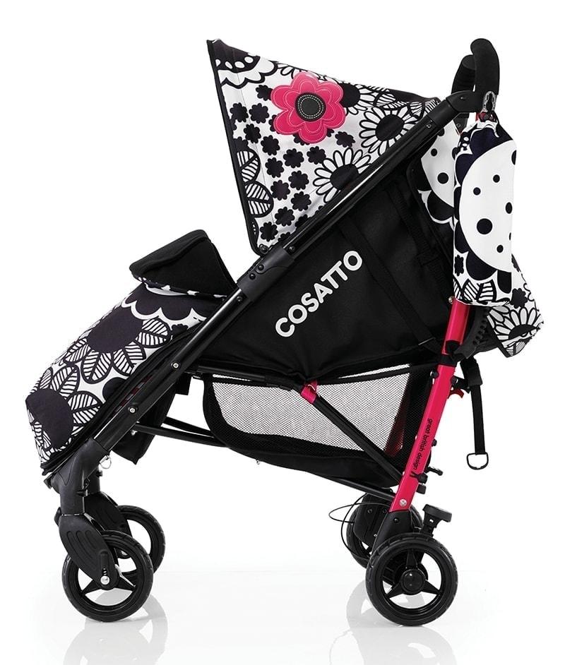 Cosatto YO! Pushchair Special Edition - Mono Bloom