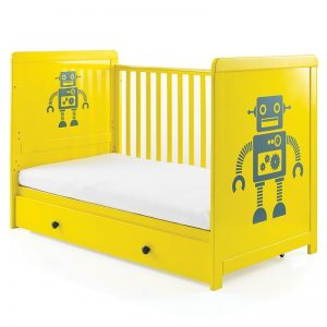 Cosatto Story Cotbed My Robot