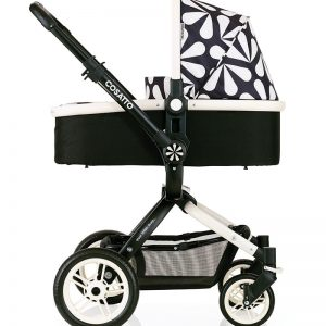 Cosatto Ooba Travel System (3 in 1 Pram & Pushchair) - Charleston