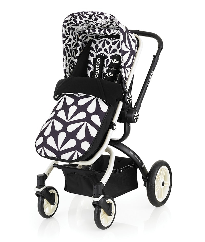 Cosatto Ooba Travel System 3 In 1 Pram Amp Pushchair