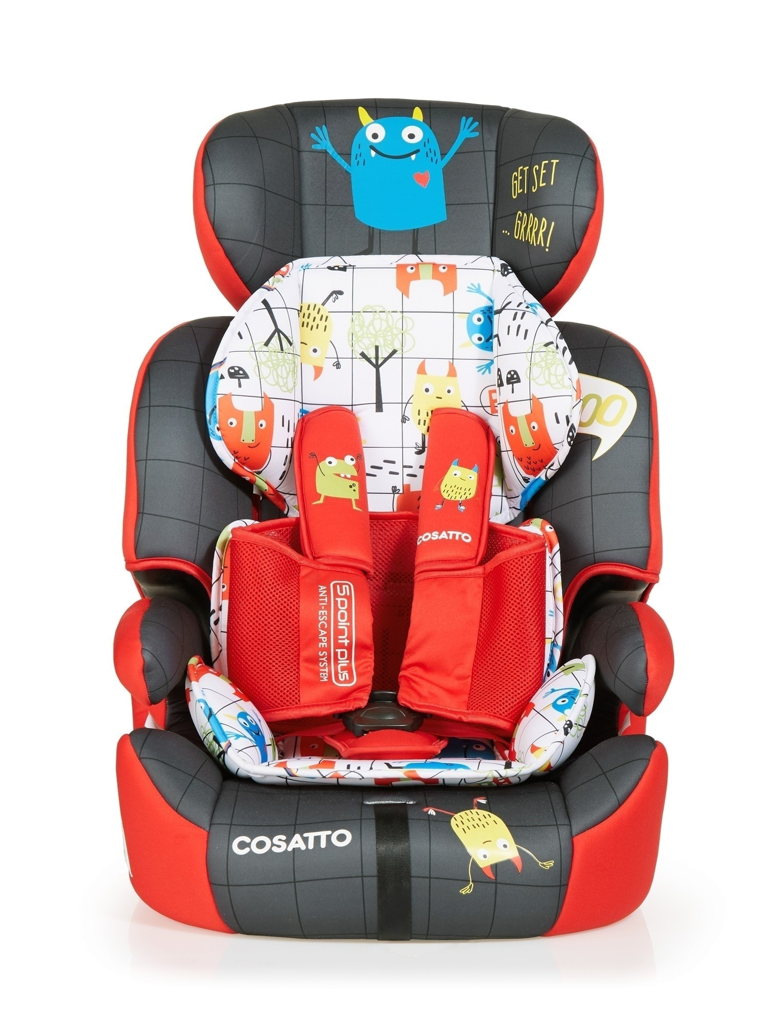 Car Seat Noodle